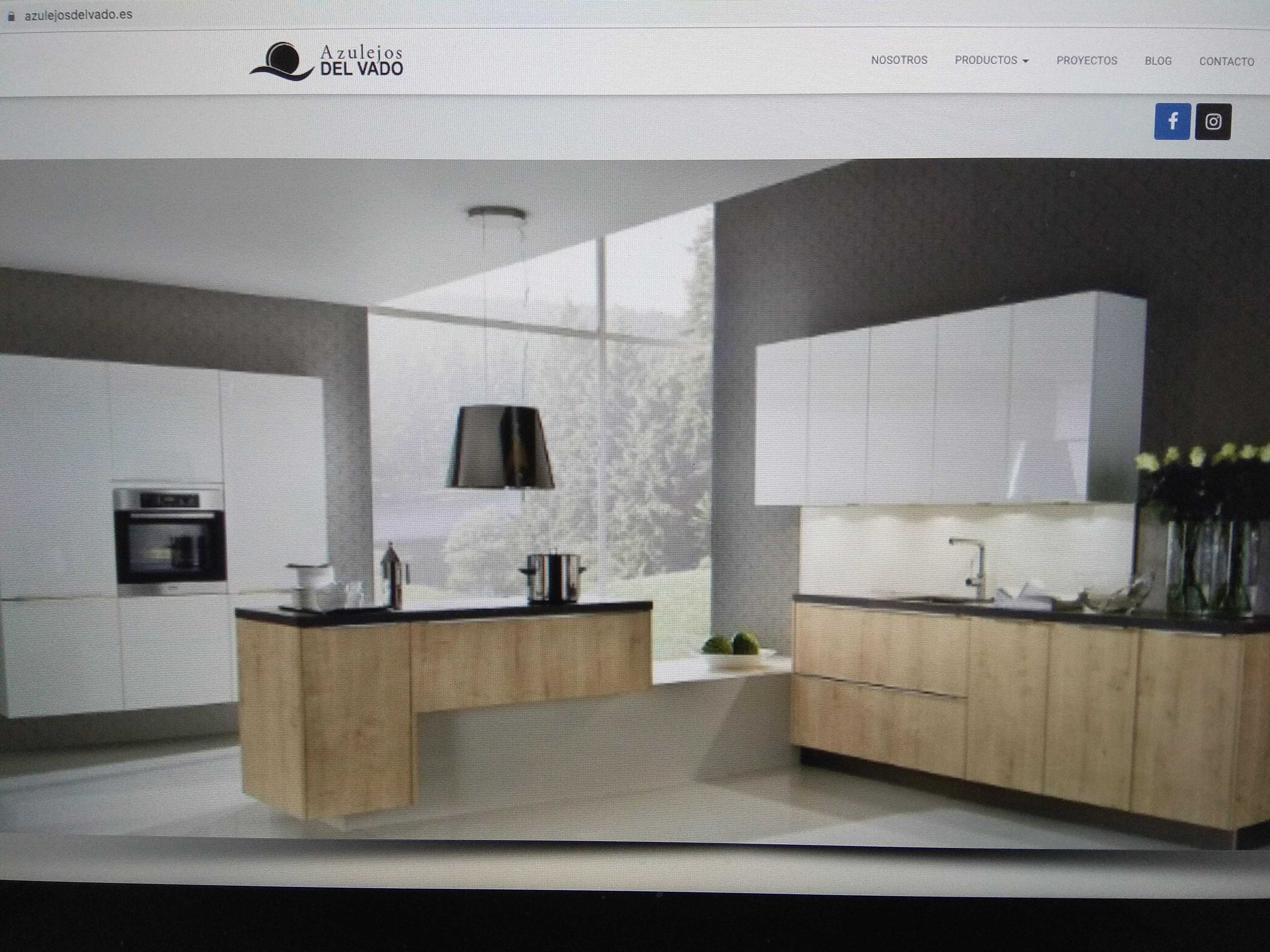 Azulejos del Vado estrena web para que elijas las mejores firmas y últimas tendencias del mercado en la decoración y reforma de tu hogar