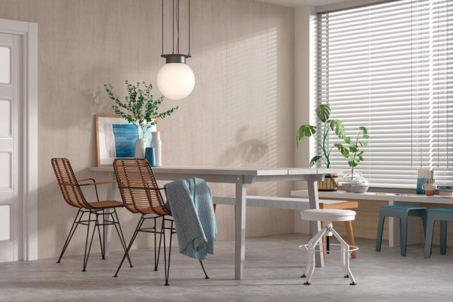 Specchio y Sabbia, los revestimientos interiores de gran formato de Kobert-In para tu negocio y hogar
